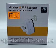 Антенна Беспроводной Wi-Fi репитер расширитель диапазона WIFI REPEATOR сети MHZ / WF-03 (100шт)