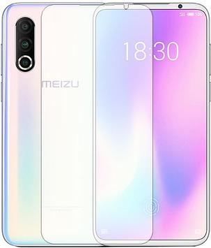 Гідрогелева захисна плівка AURORA AAA на Meizu 16s Pro на весь екран прозора, фото 2