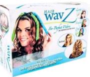 Чарівні бігуді HAIR WAVZ для волосся будь-якої довжини + коробка / ART-0172 (100шт)