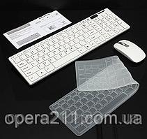 КЛАВІАТУРА + Мишка (комплект) KEYBOARD JX906 / K06 (російська клавіатура) (30шт)