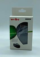 Комп'ютерна мишка WEIBO M36 BLACK WITH WIRE (200шт)