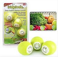 Поглинач запаху у формі кульки FRIDGE BALLS ((FABERLIC)) / R-111 (120шт)