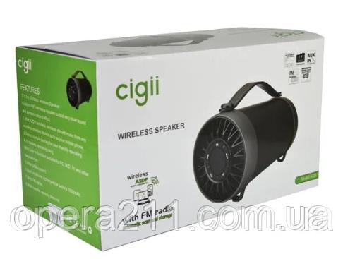 Портативні колонки CIGII S-11F 10W A2DP (8шт)