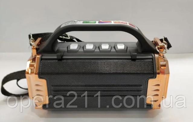 Радио NNS NS-Q66 + PHONE HOLDER (60шт)