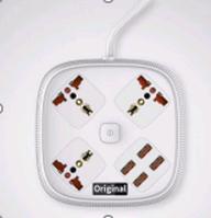 ПОДОВЖУВАЧ RMX - УНІВЕРСАЛЬНИЙ HOLE POSITION 3 BKL-05 ( 3 SOCKET/ 4 USB) (60)