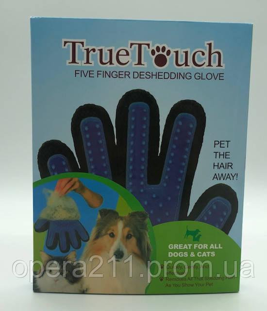 Перчатки для животных Pet Gloves (True Touch) / ART0039 or R102 (200шт)