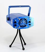 LAZER Лазерный проектор Диско YL09 4IN1 (точка) (30шт)