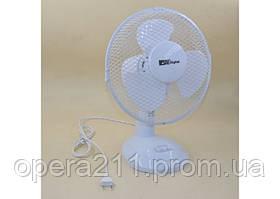 Вентилятор Настільний R12* OD0312 30см 40Вт 3 пласт. ((тільки ящики)) (4шт)
