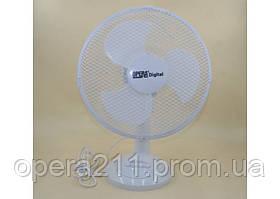 Вентилятор Настільний R16* OD0316 40см 40Вт 3 пласт. ((тільки ящики)) (4шт)
