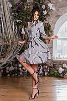 Женское платье большого размера.Размеры:50,52,54+Цвета