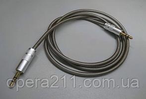 Кабель AUX AUX-1 METAL / ART0289 ((замовлення від 10шт)) (1000шт)