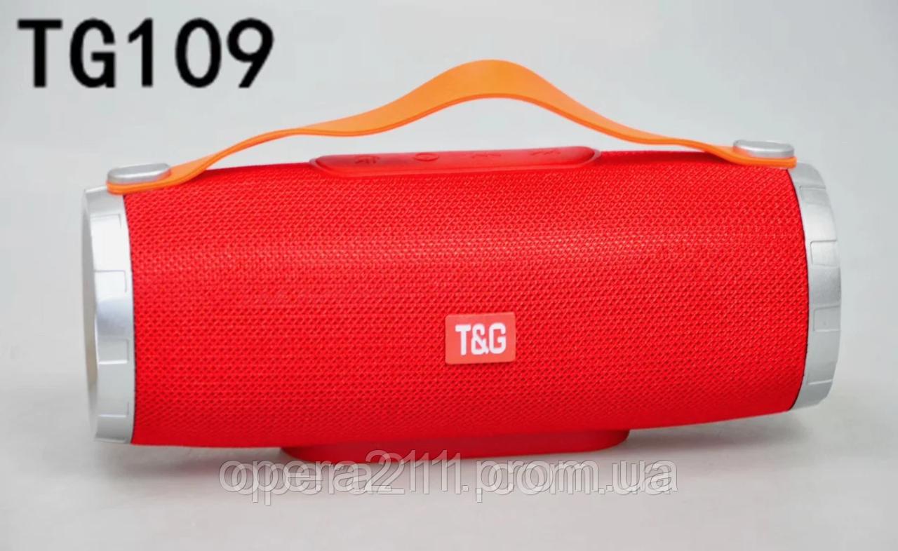 Портативні колонки T&G TG109 ((22.5 CM)) (30шт)