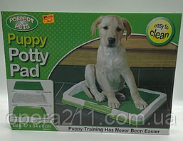Туалет для Собак Травичка PUPPY POTTY PAD / ART-0136 (12шт)