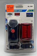 Фонарик X-BAIL BL-308 5W COB ((BIKE LIGHT)) (240шт)