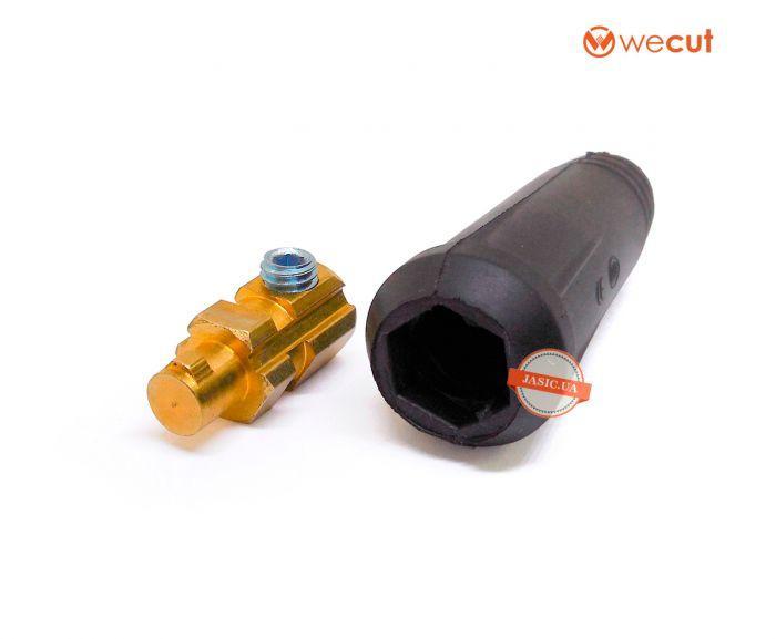 Кабельний роз'єм 10-25, штекер (WeCut)