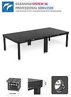 Зварювальний стіл System 16 Siegmund 3000х1500 c плазмовим азотування, фото 1