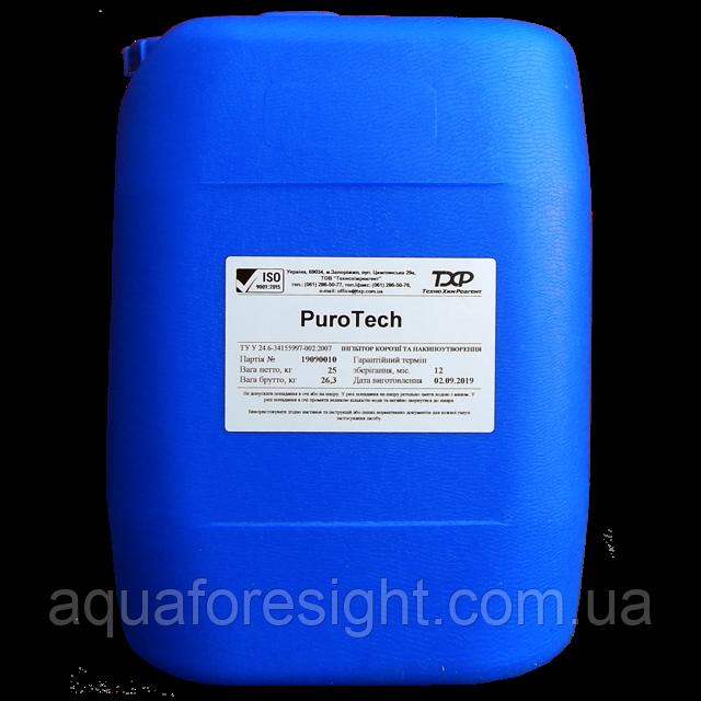 PuroTech RO 82 - універсальний антискалант (для використання в мембранних системах зворотного осмосу