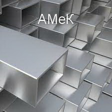Труба прямоугольная алюминиевая 20*10*1 мм