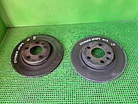 Гальмівний диск для Citroen Jumpu Fiat Scudo R15, фото 1