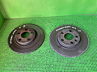 Тормозной диск для Citroen Jumpu Fiat Scudo R15, фото 1