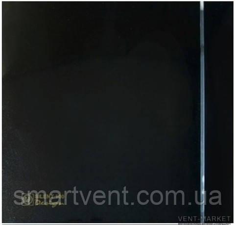 Малошумний вентилятор Soler&Palau SILENT-100 CZ BLACK DESIGN-4C