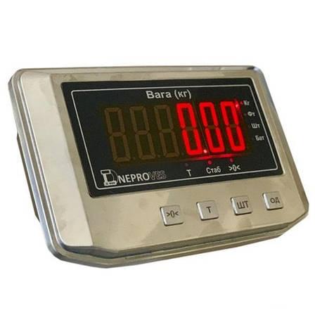 Ваги товарні електронні Днепровес ВПД-405ДЕ (300 кг), фото 2