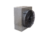 ВМО-10 Маслоохолоджувач 0,14 кВт для дотримання оптимального температурного режиму, фото 2