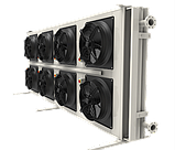 ВМО-10 Маслоохолоджувач 0,14 кВт для дотримання оптимального температурного режиму, фото 3