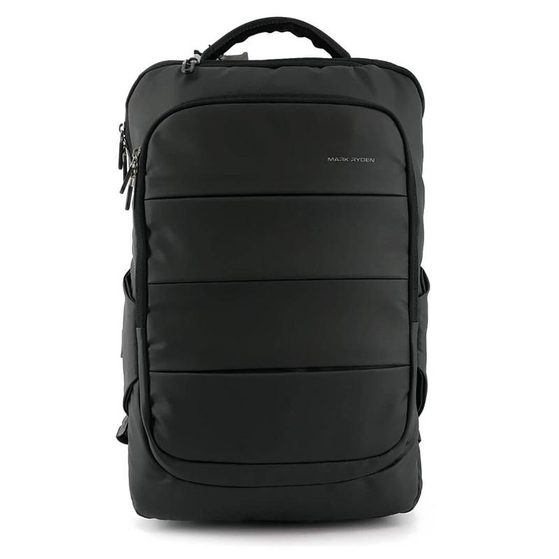 Рюкзак міський преміум Mark Ryden Turtle Black з USB-портом і відділення під ноутбук Місткий рюкзак