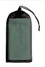 Рушник з мікрофібри Tramp 65 х 135 см TRA-162-turquoise бірюзовий, фото 3