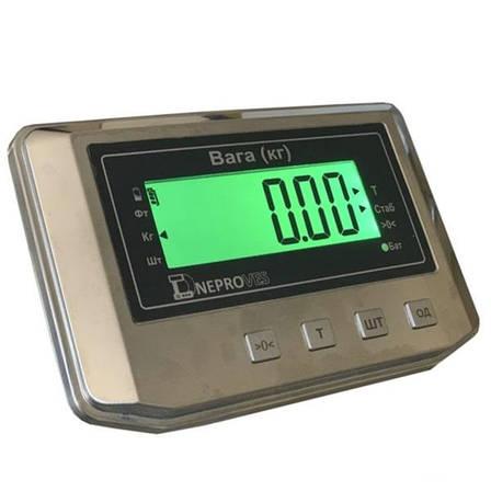 Весы товарные электронные Днепровес  ВПД-405ДС (300 кг), фото 2