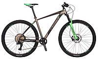 """Велосипед алюминиевый Crosser SOLO L-twoo+Shimano колеса 29"""", рама 19"""", гидравлика, 12 скоростей, фото 1"""