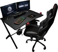 Геймерський ігровий стіл Trust GXT 711 Dominus Gaming Desk (22523), фото 1