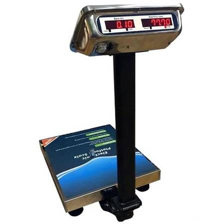 Ваги товарні електронні Днепровес ВПД-405С (60 кг), фото 2