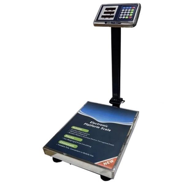 Весы товарные электронные Днепровес  ВПД-405С (60 кг)