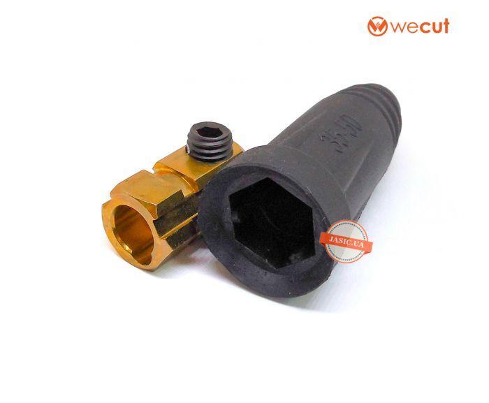 Кабельний роз'єм 35-50, гніздо (WeCut)