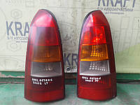 Б/у ліхтар задній лівий і правий для Opel Astra G 2002-2004 р., фото 1