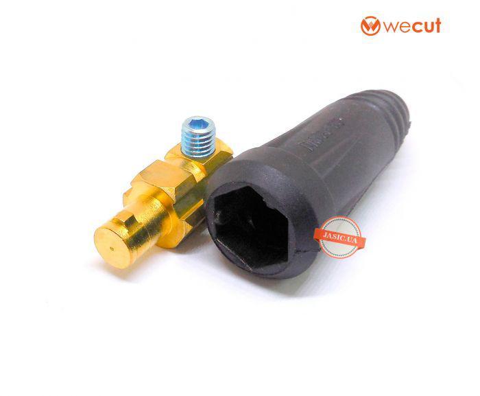 Кабельный разъем 35-50, штекер (WeCut)