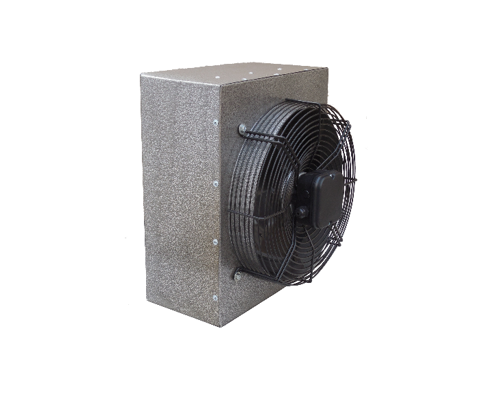 АВО-10Д Драйкулер 10кВт для повітряного охолодження рідини