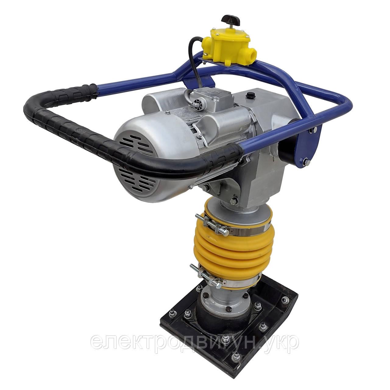 Вібротрамбовка (Вибронога) електрична HCD-90