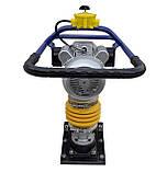 Вібротрамбовка (Вибронога) електрична HCD-90, фото 3