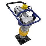 Вібротрамбовка (Вибронога) електрична HCD-90, фото 4