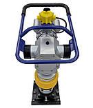 Вібротрамбовка (Вибронога) електрична HCD-90, фото 6