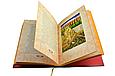 """Книга в шкіряній палітурці і подарунковому футлярі """"Кама Сутра"""" Малланага Ватсьяяна, фото 3"""