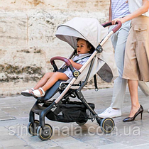 Прогулочная коляска премиум класса Shom Roberto Verino Travel, Испания