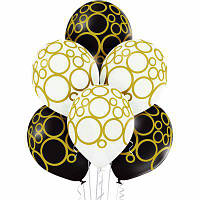 Воздушный шар «.Золотые кольца».