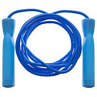 Скакалка швидкісна з підшипником і PVC джгутом FI-4407 (10шт в уп., Ціна за 1шт) (l-2,8м, d-4,6мм), фото 1