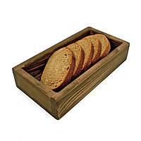 """Хлебный лоток """"Бенедикт"""" капучино"""