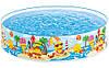 Каркасний басейн Утинный риф Intex 58477