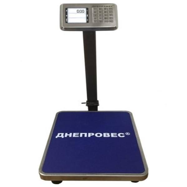 Весы товарные электронные Днепровес  ВПД-405Л (60 кг)